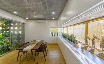 Ngôi nhà mang linh hồn cỏ cây – Soul Garden House