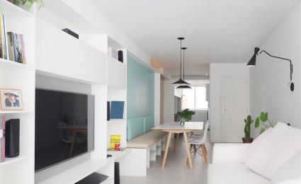 Cải tạo căn hộ có diện tích nhỏ