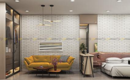 Thiết kế nội thất căn hộ cho thuê và những điều cần lưu ý