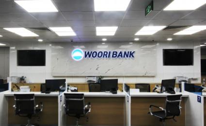 Thi công văn phòng ngân hàng Woori Bank
