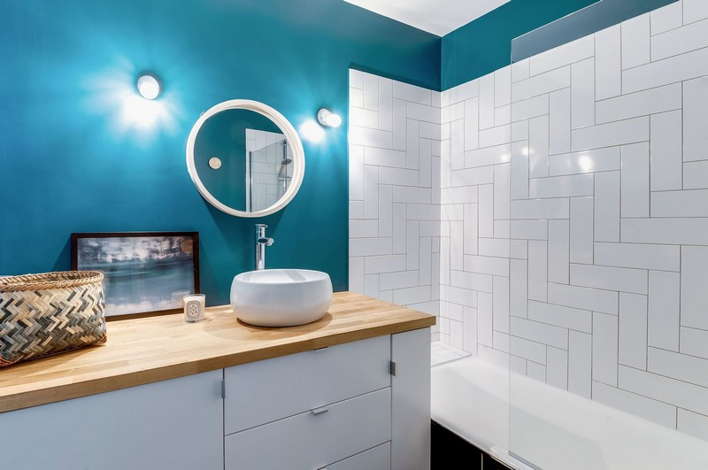 mẫu thiết kế căn hộ chung cư diện tích nhỏ