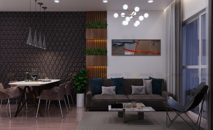 Giá thiết kế thi công nội thất căn hộ như thế nào là hợp lý ?