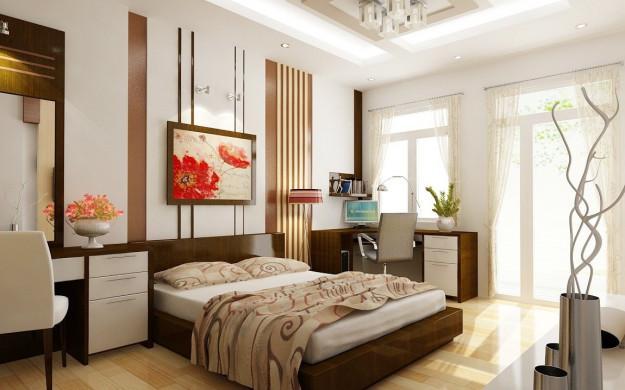 Thiết kế nội thất phòng ngủ đa dạng phong cách bạn không thể bỏ qua