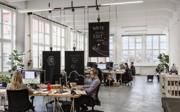 Lợi ích khi thiết kế lại nội thất văn phòng trong mùa dịch
