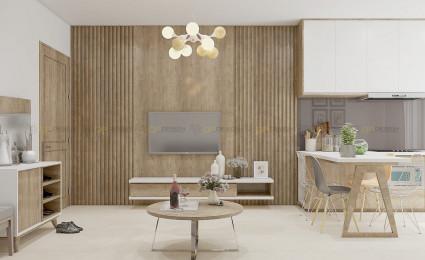 Thiết kế căn hộ Tecco Bình Tân
