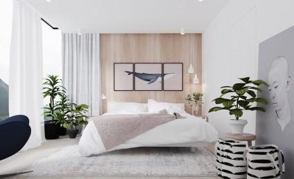 """15 thiết kế phòng ngủ cho căn hộ theo phong cách tối giản nhưng không hề """"đơn giản"""""""