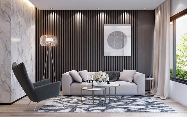 20+ mẫu thiết kế nội thất căn hộ chung cư phong cách hiện đại