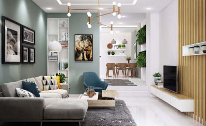 20 ý tưởng thiết kế nội thất phòng khách nhà ống đẹp tinh tế