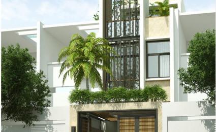 Top 10 mẫu thiết kế nhà phố tuyệt đẹp của QPDESIGN